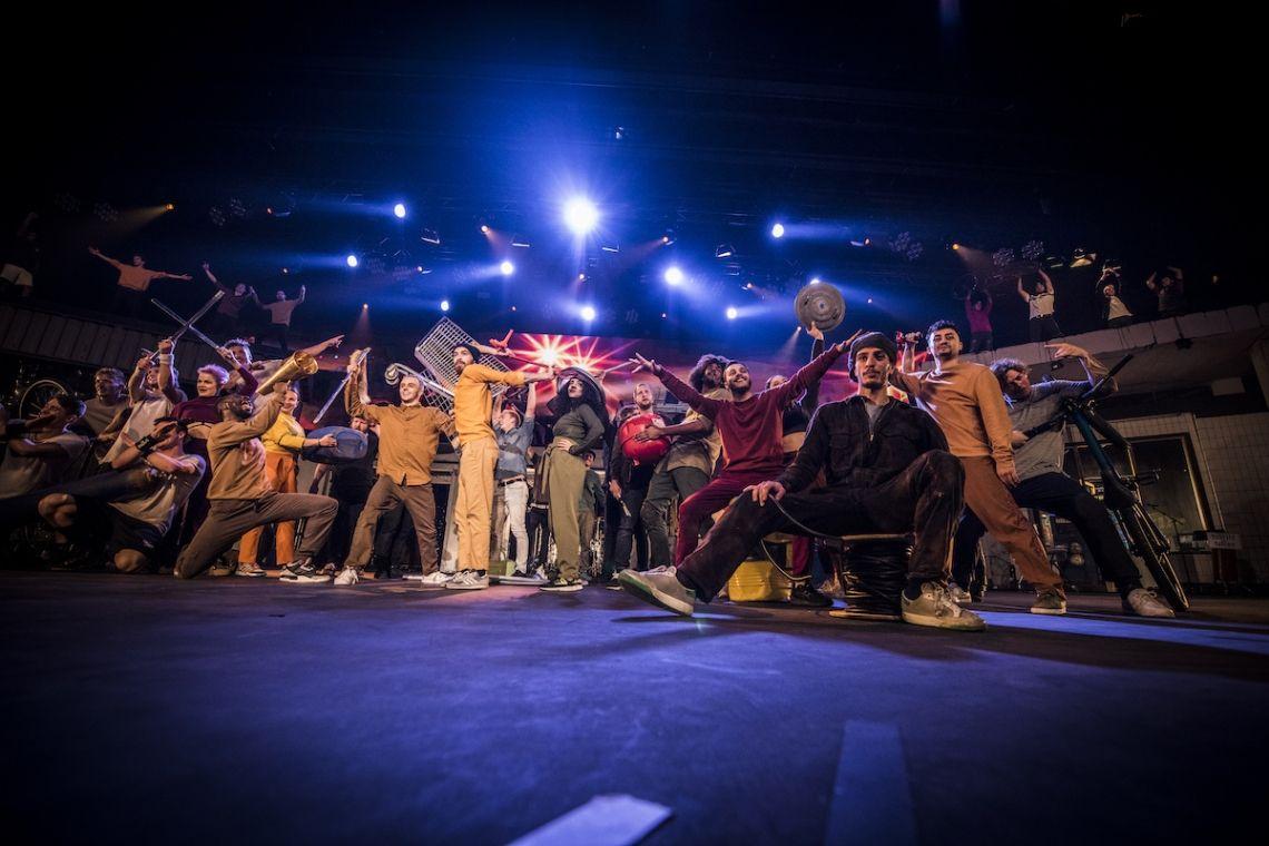URBANATIX feiert im November zehnjähriges Showjubiläum in der Jahrhunderthalle Bochum