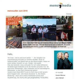 memoLetter 06-2019