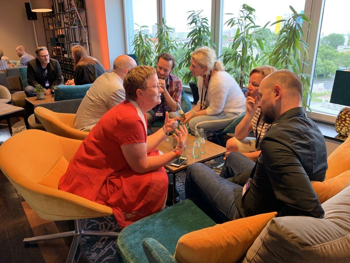 Ko-Kreation beim MICE Club LIVE 2019 in Berlin schafft vertraute Atmosphäre der Zusammenarbeit