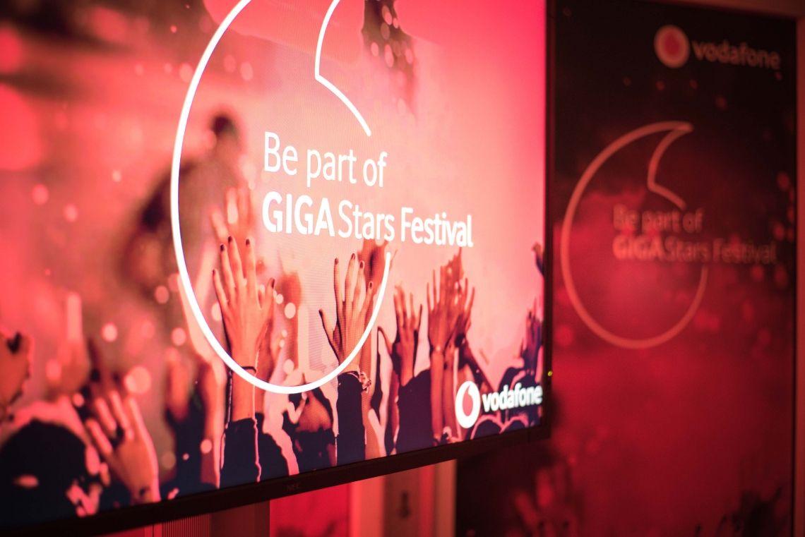 VOK DAMS inszeniert Corporate Festival für die Vodafone Sales Kick-offs