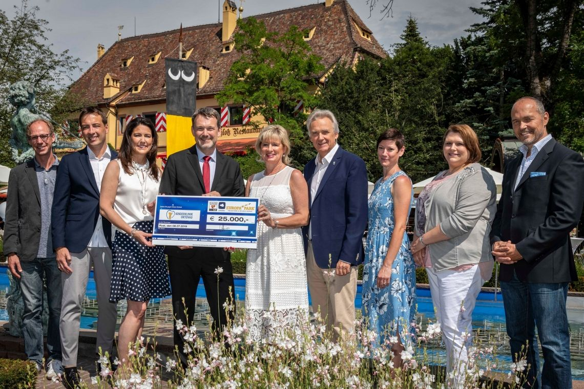 "Charity-Schmuckkollektion ""Mauritia Mack by Leonardo"" – 25.000 Euro für die Kinderklinik Ortenau"