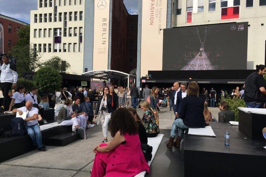 Losberger De Boer: Berlin Fashion Week 2019