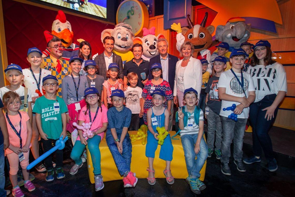 Großer Spaß für junge Kids – Eröffnung der Europa-Park JUNIOR CLUB Studios