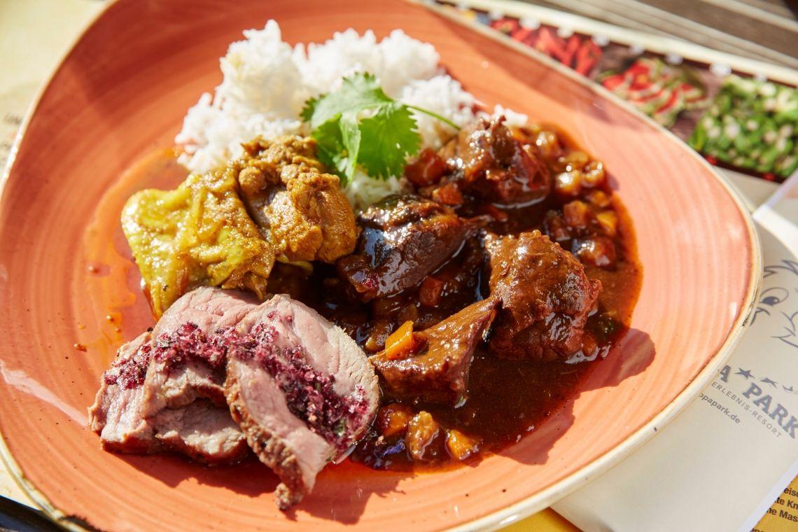 Kulinarische Reise durch Afrika –