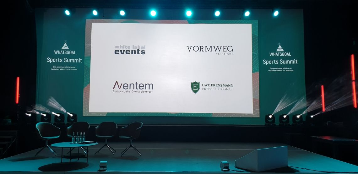 Aventem engagierte sich beim WhatsGoal Summit