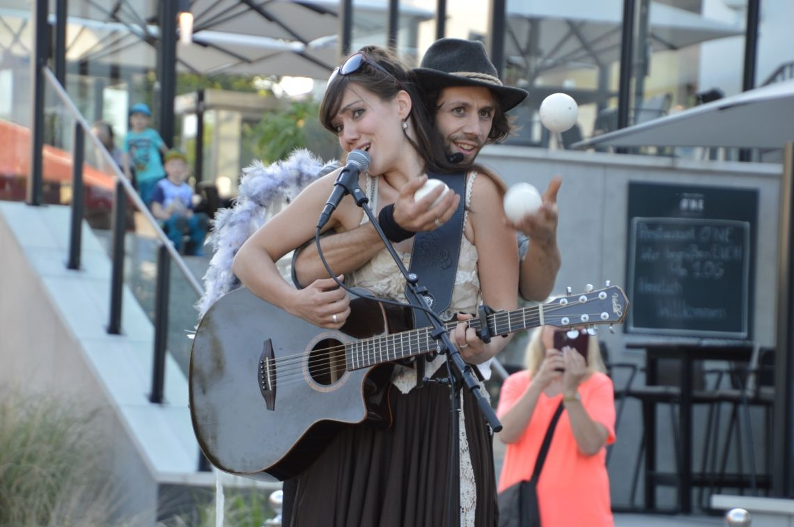 memo-media verleiht Sonderpreis an Felice & Cortes Young aus Berlin