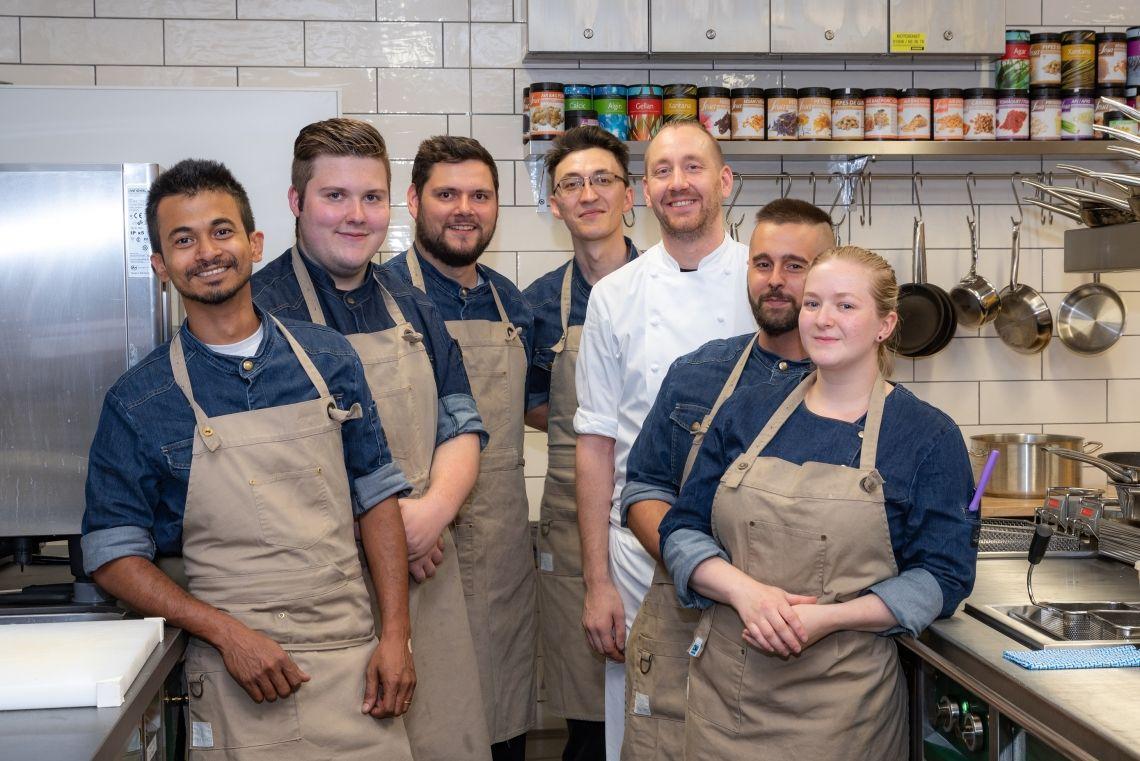 """Neues kulinarisches Highlight im Europa-Park – Chefs Table im Restaurant """"Tre Krønen"""""""