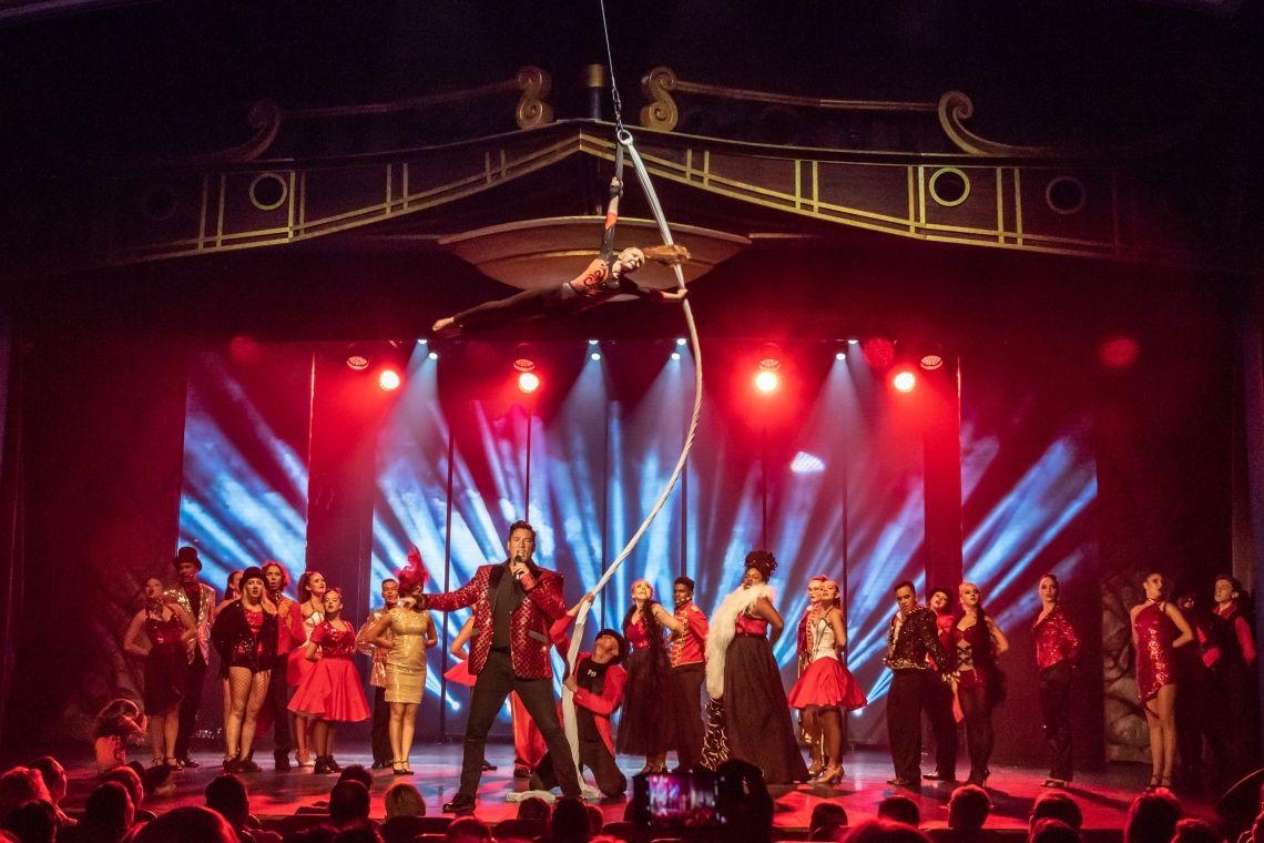 Stars und Newcomer begeistern – Broadway Dreams Show im Europa-Park