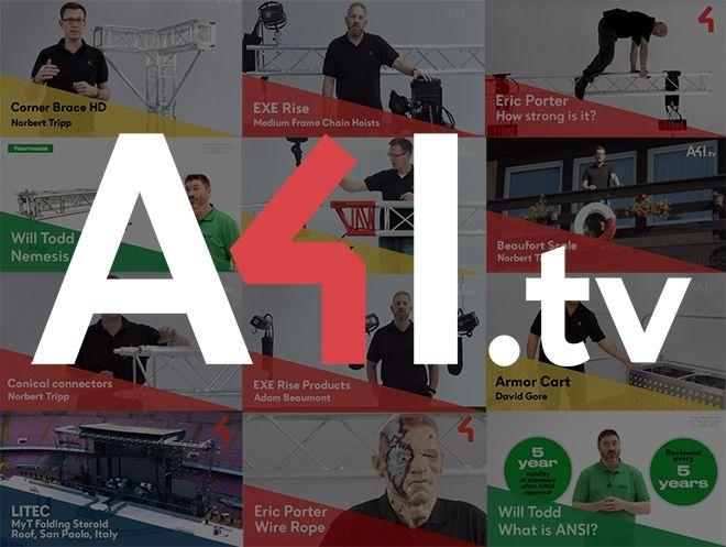 Mehr als 20.000 Branchenexperten zeigen ihre Wertschätzung für A4i.tv.