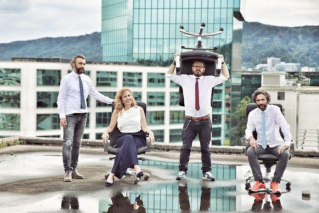 Weckruf für Schweizer Unternehmen mit den Artonomisten