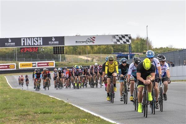 Erfolgreiches Radsportwochenende in der Arena mit dem 3. Velofondo und 22. Radkriterium
