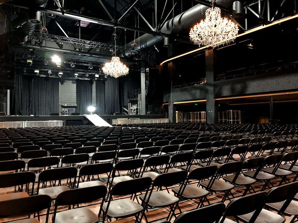 eps australia und The Fortitude Music Hall vereinbaren exklusive Partnerschaft