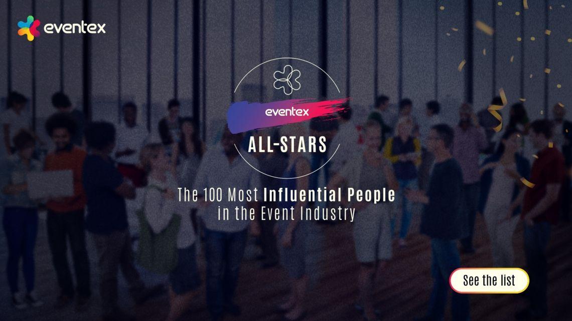 Die 100 einflussreichsten Personen der Eventbranche