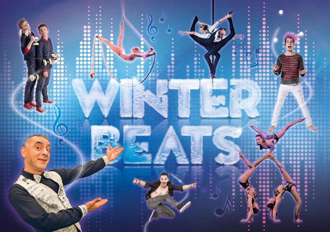 WINTERBEATS! - Die Wintershow vom 08.11.2019 bis 01.03.2020