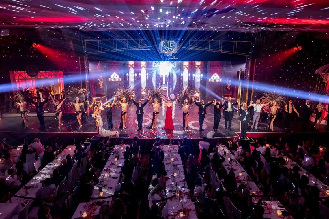 Erstklassige Show und kulinarische Verführung - Europa-Park Dinner-Show feiert 20-jähriges Jubiläum
