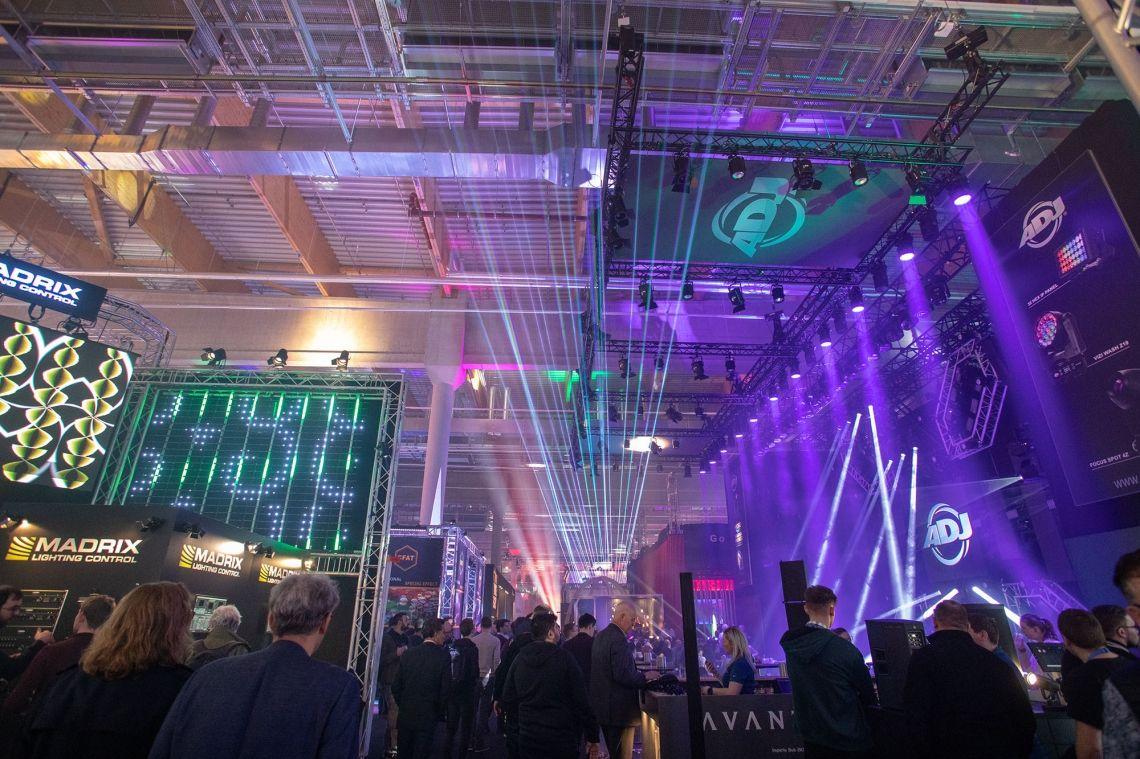 Prolight + Sound feiert 25-jähriges Jubiläum und unterstreicht Positionierung als internationale Fachmesse