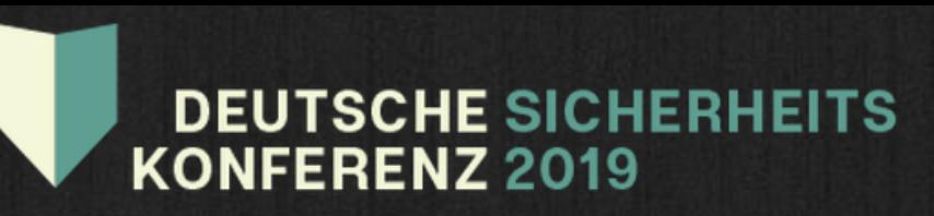 3. Deutsche Sicherheitskonferenz für Events