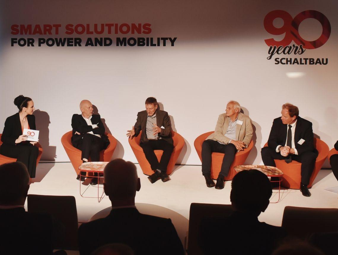 VOK DAMS realisiert Zukunftsforum für Schaltbau