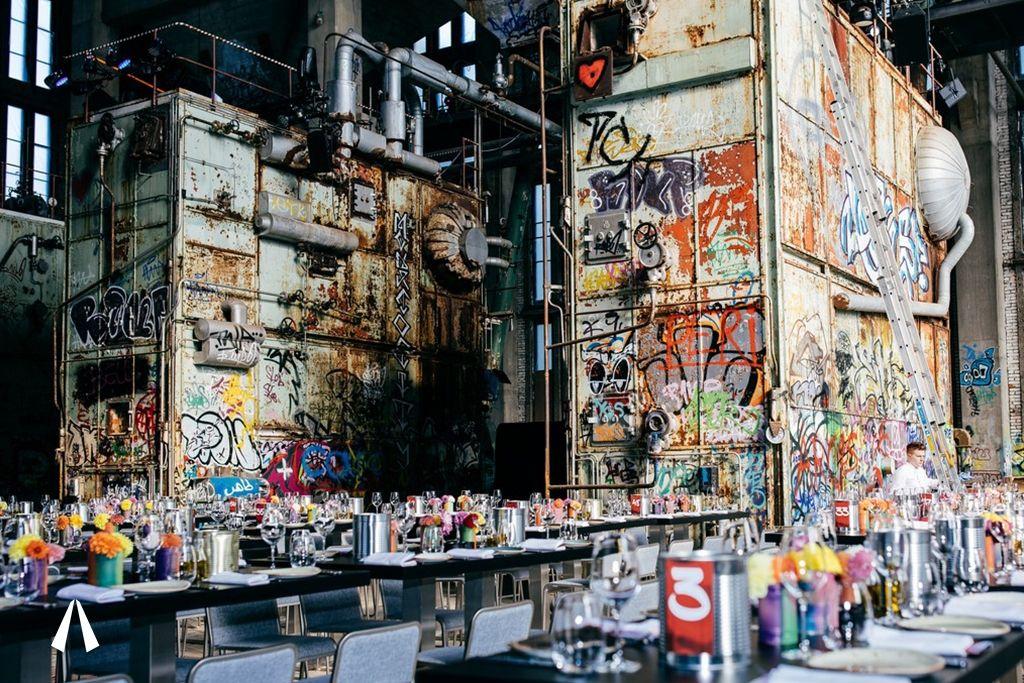 Urban Street Art in Off-Location
