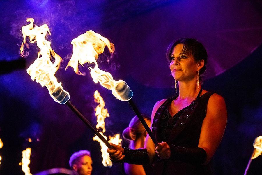 Feuer und Flamme für´s Klima