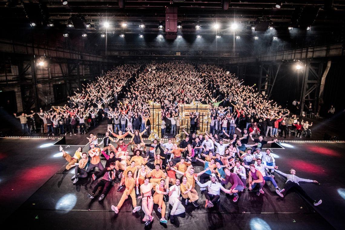 URBANATIX – X: 20.000 begeisterte Zuschauer bei der gefeierten Jubiläumsshow in der Jahrhunderthalle Bochum