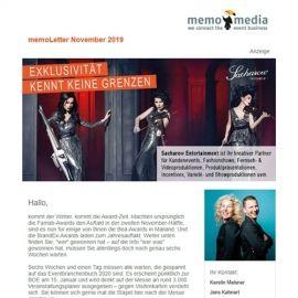 memoLetter 11-2019