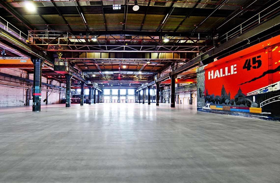 LPS Event Catering wird Catering-Partner der HALLE 45