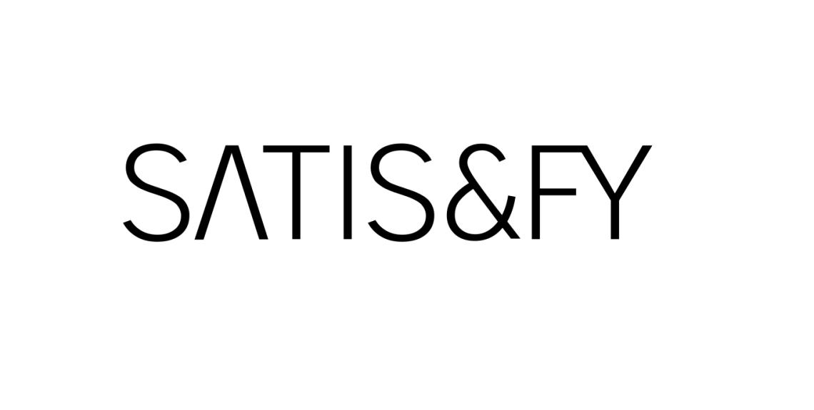 satis&fy mit neuer Brand-Strategie und neuem Logo