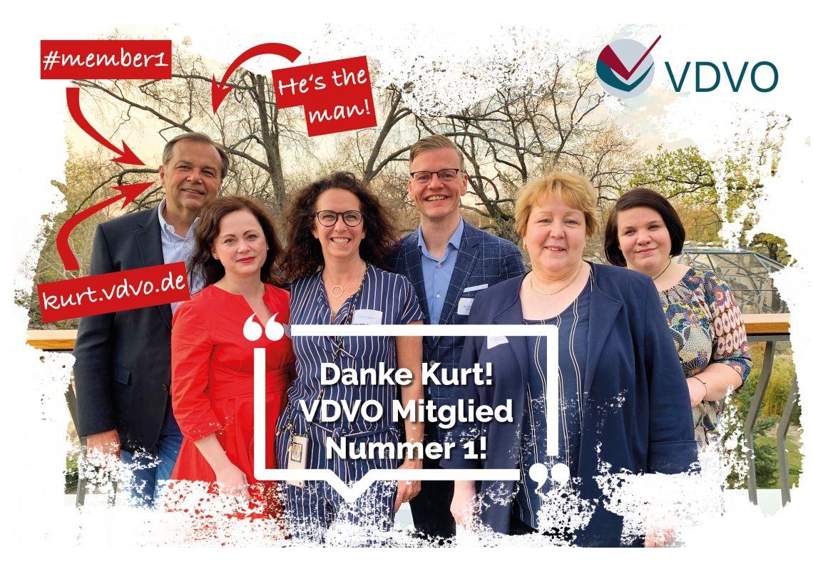 """VDVO stellt den Vorstand für die Zukunft auf: Neues Ressort """"Mitgliederbetreuung"""" wird besetzt – Kurt Schüller zurückgetreten"""