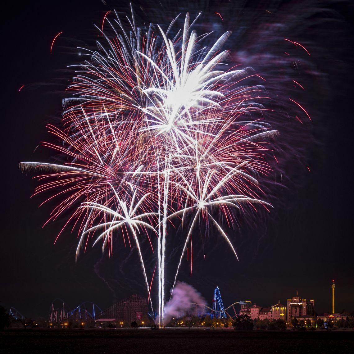 Happy New Year - Unvergessliches Silvester im Europa-Park
