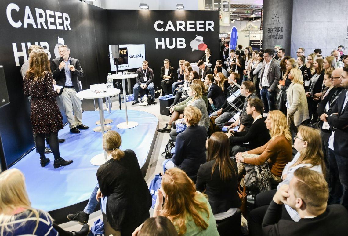 CAREER HUB auf der BOE International 2020: Karriere aktiv gestalten für die Arbeitswelt von morgen – Neue Denke und New Work