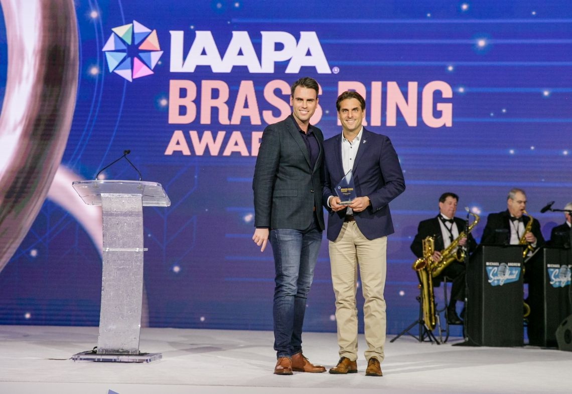 Weltverband IAAPA zeichnet aus - Europa-Park erhält drei Brass Ring Awards