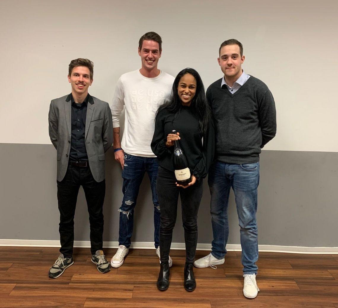 8. NAWUMO: Siegerin wird BrandEx Fresh Award comoderieren