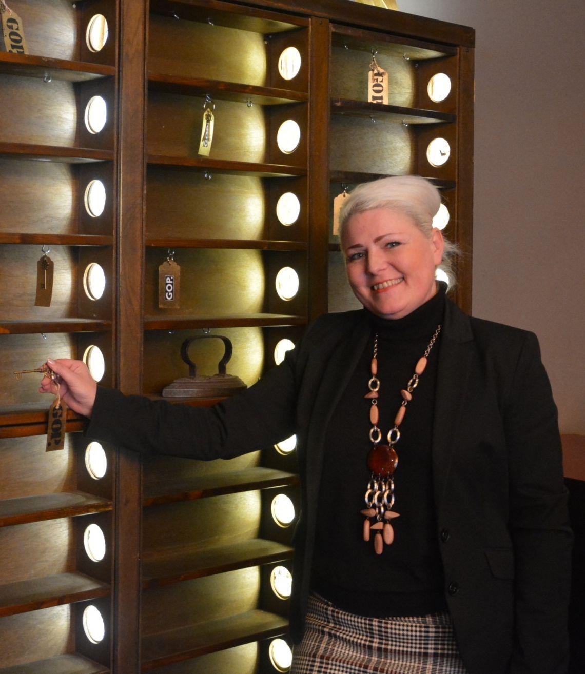 Direktorenwechsel im Essener GOP Varieté-Theater - Nadine Stöckmann übernimmt ab sofort den Führungsposten