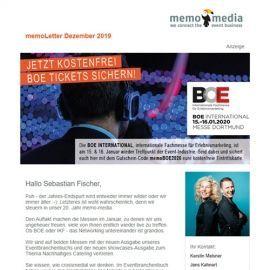 memoLetter 12-2019