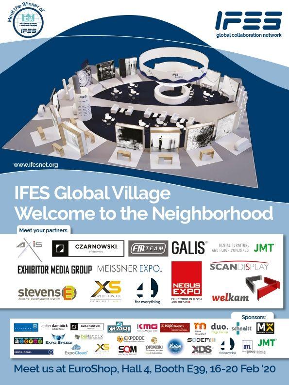 IFES auf der EuroShop 2020