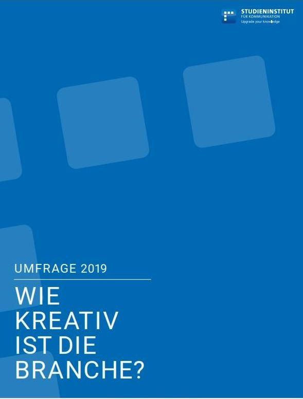 Wie kreativ ist die Eventbranche wirklich? Studieninstitut für Kommunikation und Kreativberater fragten nach – Umfrageergebnisse werden zum Auftakt der Best of Events INTERNATIONAL 2020 vorgestellt