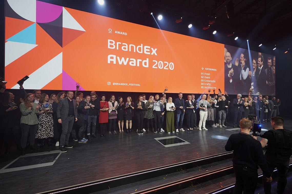 Erfolgreiche Projekte aus der Live-Kommunikation mit BrandEx Award 2020 ausgezeichnet