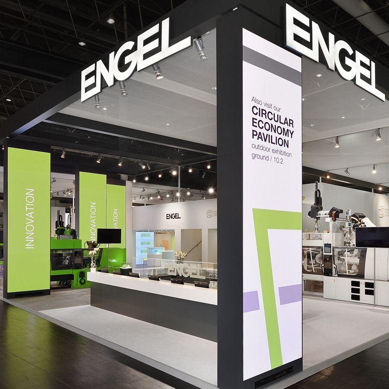 Informations- und erlebnisorientierte Themenwelten von ENGEL