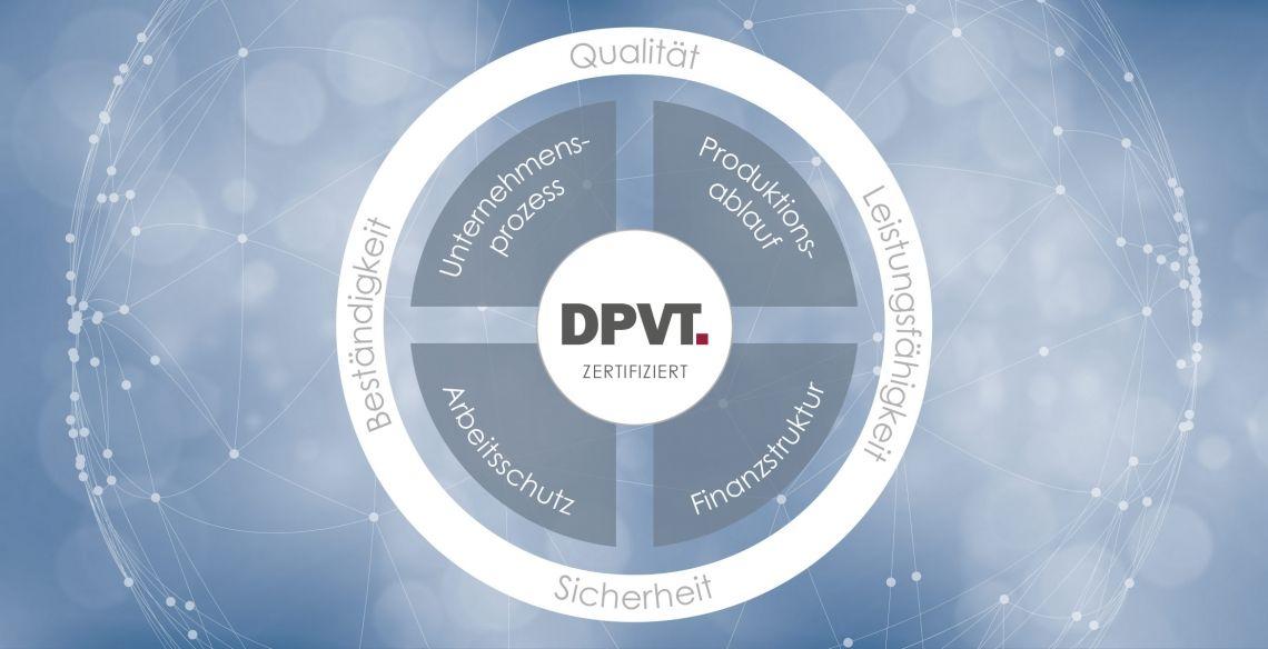Die Akzeptanz des DPVT-Qualitätssiegels steigt stetig