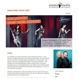 memoLetter 01-2020