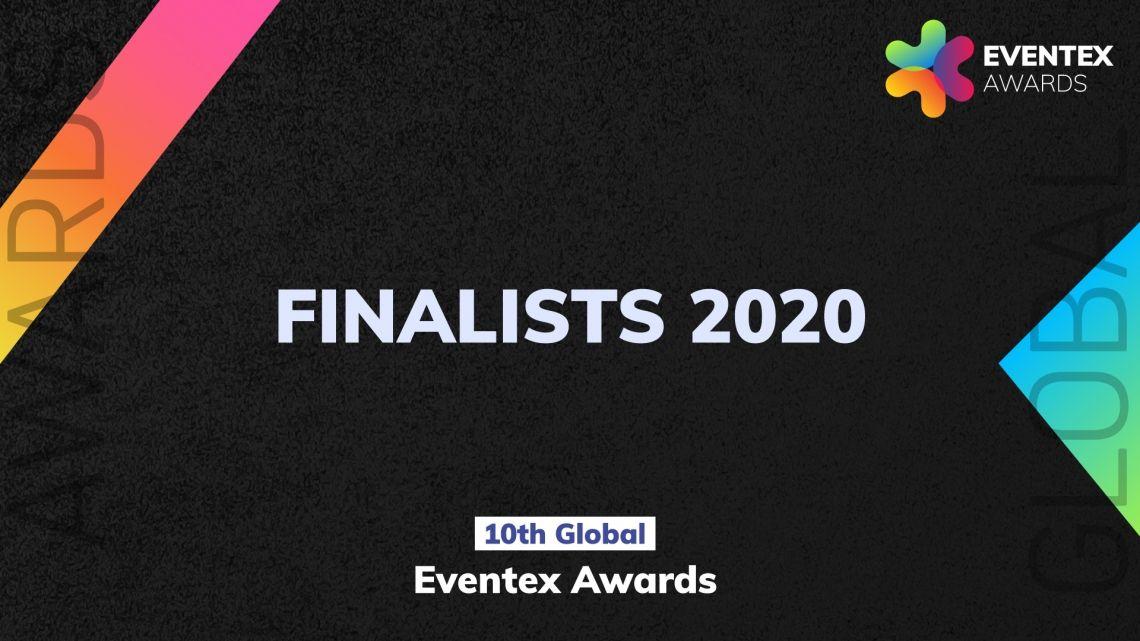 Die Finalisten der Eventex Awards 2020 stehen fest