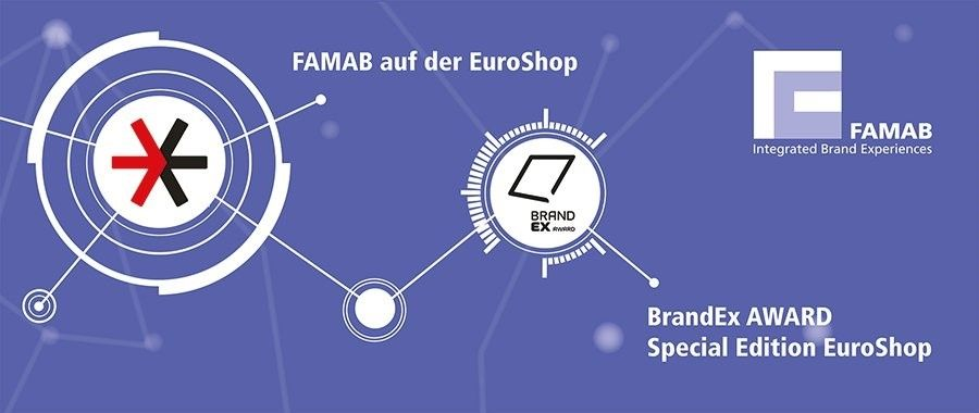 FAMAB auf der EUROSHOP - Besonderes Highlight: BrandEx Award – Special Edition EuroShop