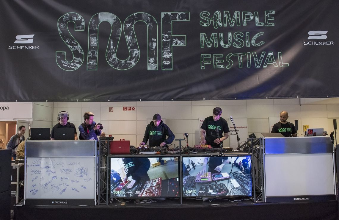 "Prolight + Sound 2020: Sample Music Festival realisiert Sonderareal ""ProDJ SMF"" mit Top-Marken und internationalen Artists"