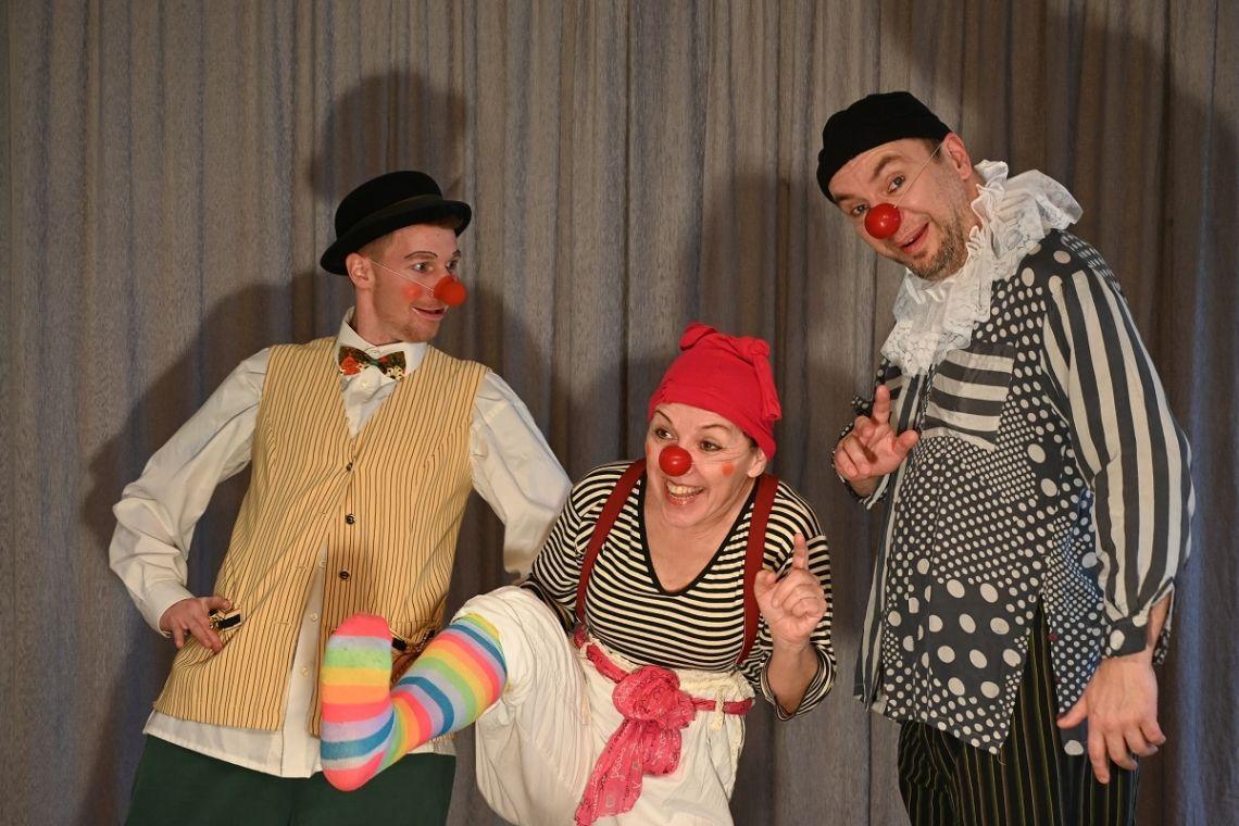 Die Weisheit des Clowns - Intensiv-Ausbildung vom Clown zum Comedy Künstler und Speake
