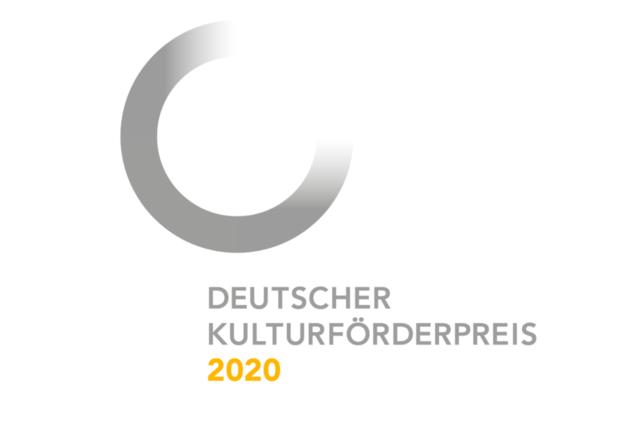 Deutscher Kulturförderpreis Ausschreibung 2020
