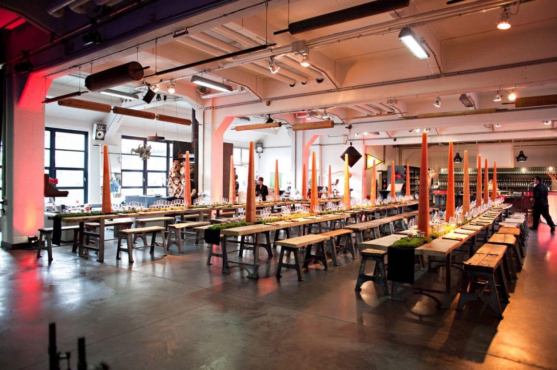 Alte Tuchfabrik: Neuer Eigentümer, mehr Eventfläche und lemonpie weiterhin exklusiver Cateringpartner