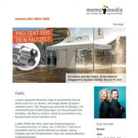 memoLetter 03-2020