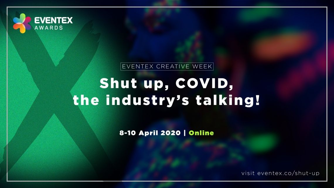 Shut up, COVID, the industry's talking