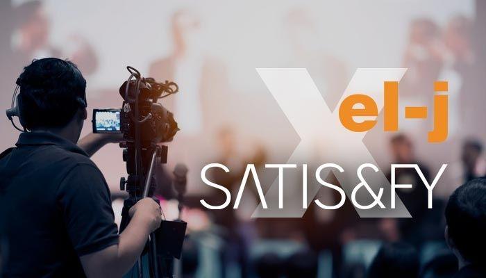 satis&fy und el-j geben strategische Partnerschaft bekannt